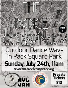 The Dance Conspiracy Part 1 - Pack Square Dance Wave
